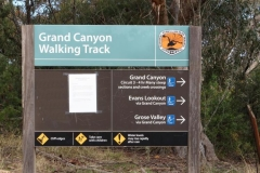Grand Canyon Bush Walk Blackheath Blue Mountains