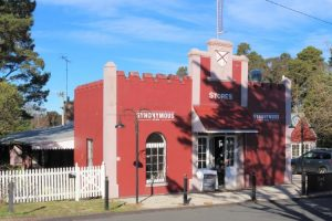 Synonymous Cafe in Medlow Bath, NSW